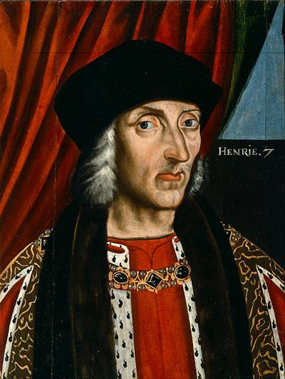 Podejrzliwy Henryk VII nawet podwygranej podStoke nieczuł się pewien natronie Anglii. ©Wikimedia Commons.