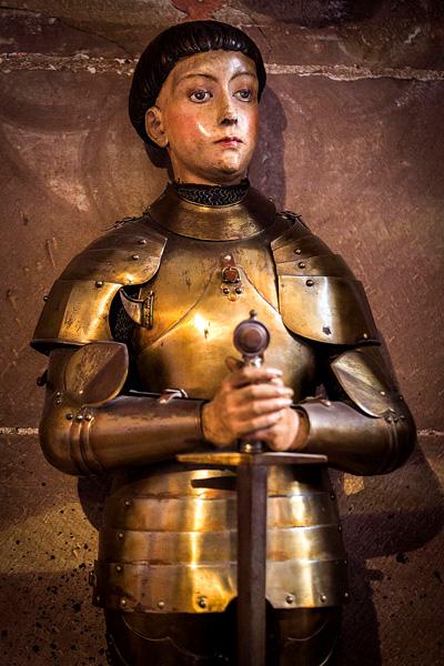 Jeden zwizerunków Joanny. ©Wikimedia Commons.