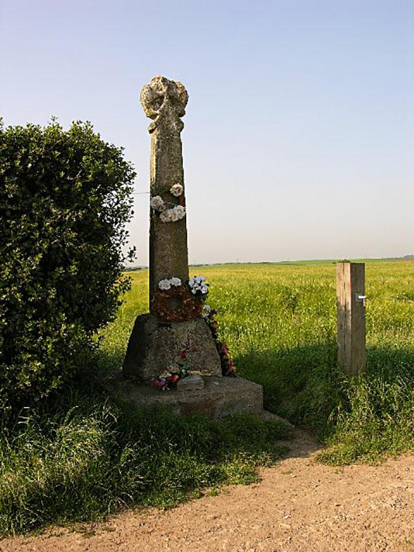 Pomnik upamiętniający bitwę. ©Wikimedia Commons, Stuart and Fiona Jackson.