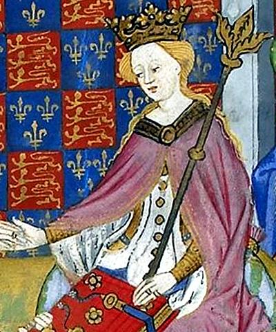 Czy Małgorzata Andegaweńska, znienawidzona angielska królowa, mogła być córką Joanny…? ©Wikimedia Commons.