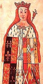 Jeden znielicznych portretów królowej Anny. ©Wikimedia Commons.