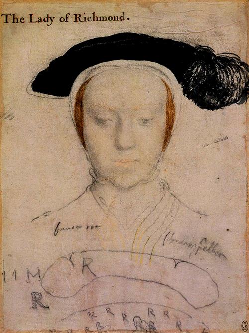 Maria Howard, żona Henryka Fitzroya. ©Wikimedia Commons.