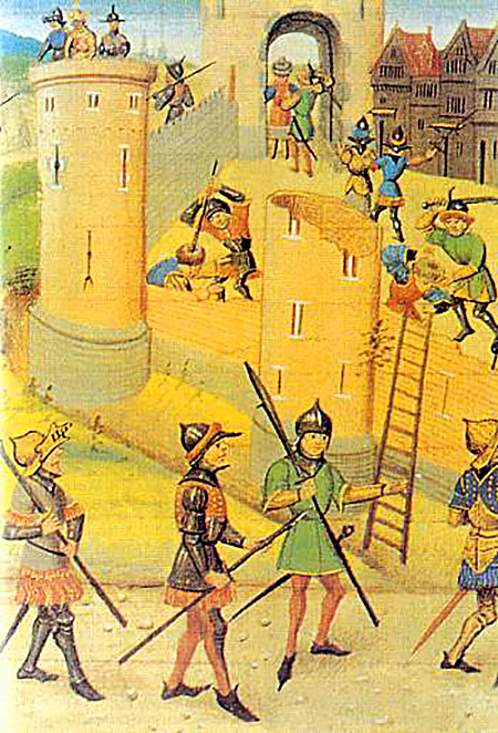 Bitwa podJaffą. ©Wikimedia Commons.