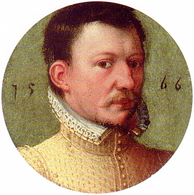 James Hepburn, hrabia Bothwell. © Wikimedia Commons.