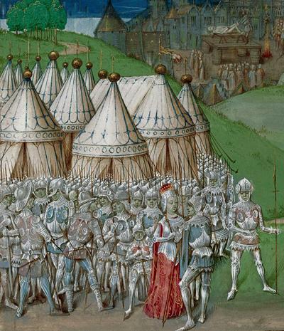 Izabela ijej kochanek Roger Mortimer doprowadzili doobalenia króla, Edwarda II. ©Wikimedia Commons.