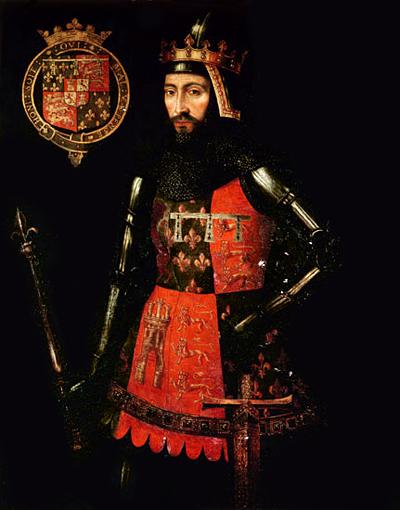 1. Portret Jana zGandawy. ©Wikimedia Commons.
