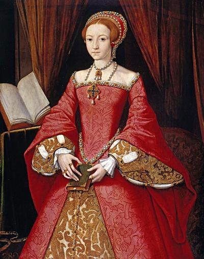 Rudowłosa księżniczka odziedziczyła urodę poswojej matce. ©Wikimedia Commons.