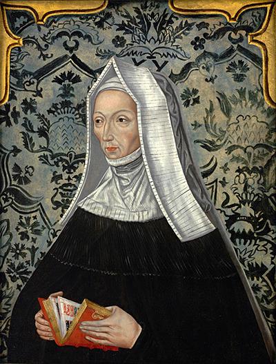 Z usług Lewisa chętnie korzystała Małgorzata Beaufort. ©Wikimedia Commons.