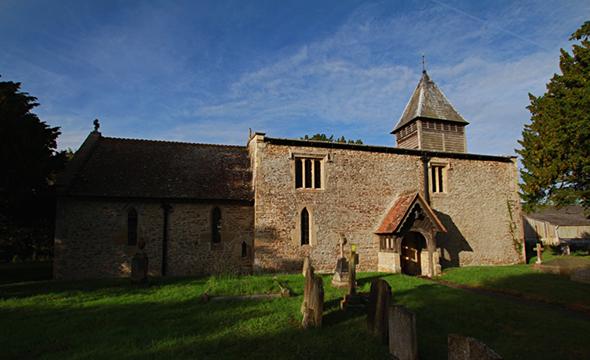 Lyford Grange, widok współczesny. ©Wikimedia Commons, Motacilla.