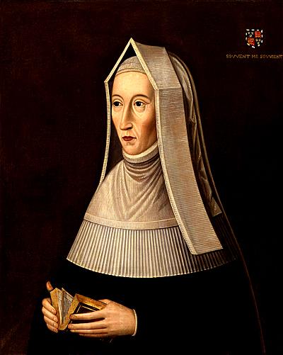4. Małgorzata Beaufort, prawnuczka Katarzyny Swynford, matka Henryka VII. ©Wikimedia Commons.