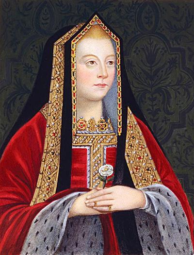 Elżbieta uchodziła zakobietę wyjątkowo urodziwą. ©Wikimedia Commons.