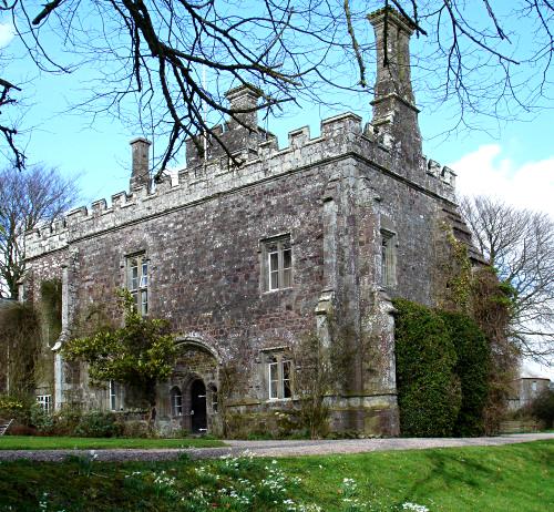 Zamek Affeton mógł być świadkiem amorów króla dozamężnej kobiety, któranastępnie powiła mu syna. ©Wikimedia Commons, Tony Dunlop.