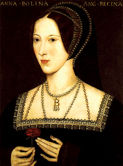 Cromwell zdobył uznanie woczach Henryka, podsuwając mu m.in.pomysł, jak unieważnić małżeństwo zKatarzyną Aragońską, bymógł poślubić Annę Boleyn. ©Wikimedia Commons.