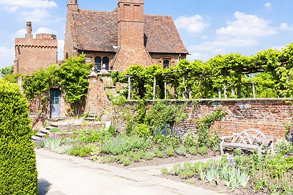 Hatfield House, miejsce narodzin Franciszki Grey. ©Shutterstock.com, PHB.cz(Richard Semik).