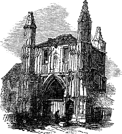 Colchester Abbey. ©Shutterstock.com, Morphart Creation.