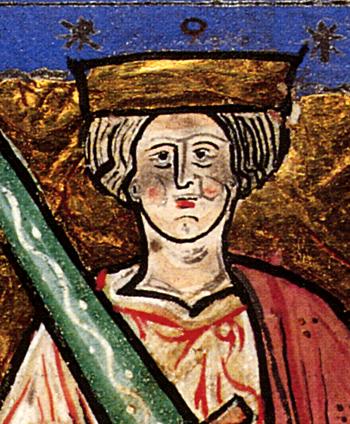 Aethelred II Bezradny. ©Wikimedia Commons.