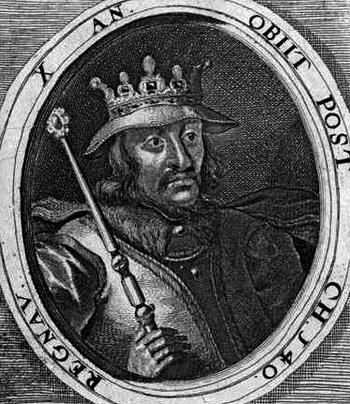Harald II, król Danii. ©Wikimedia Commons.
