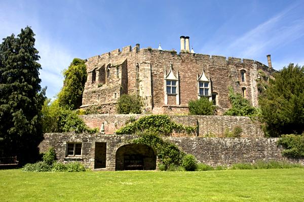 Zamek Berkeley, naktórymwychowała się Mary Berkeley, jedna zrzekomych kochanek Henryka VIII. ©Shutterstock.com, David Hughes.
