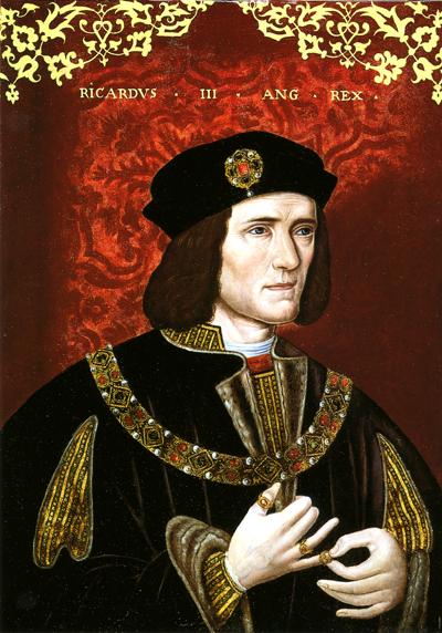 Jeden zportretów Ryszarda III. ©Wikimedia Commons.