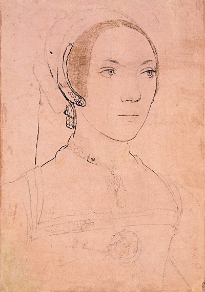 Maria Brandon, córka Karola Brandona ijego żony, Anny Browne.