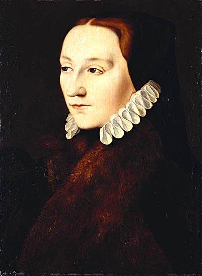 Franciszka Brandon, starsza córka Marii iKarola, matka lady Jane Grey.
