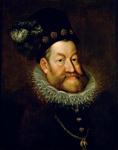 5. Cesarz Rudolf II szczodrze przyjął usiebie Kelleya, ofiarując mu m.in.pokaźną sumę pieniędzy itytuły. ©Wikimedia Commons.