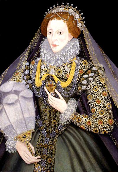 Naukowcy zadają sobie pytanie, czyElżbieta mogła sobie zdawać sprawę zeswojego stanu ilepiej znać swój organizm niż jej nadworni medycy. ©Wikimedia Commons.