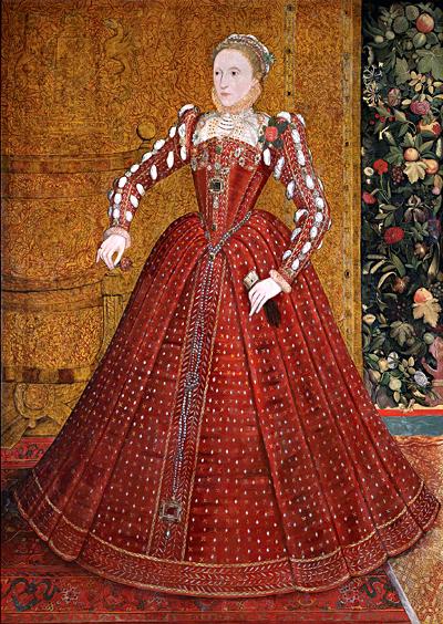Portret zHampden, przypisywany Stevenowi van der Meulenowi (ok. 1562–1563). ©Wikimedia Commons.