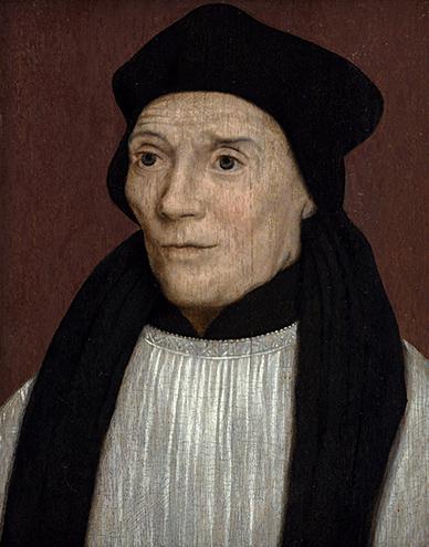 Biskup Rochester, John Fisher, został ścięty wczerwcu 1535 roku. ©Wikimedia Commons.
