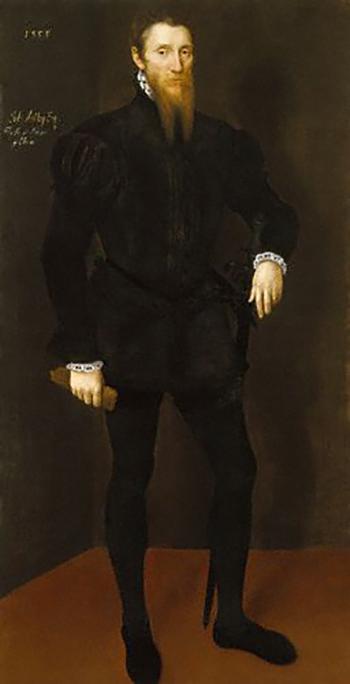 John Ashley, mąż Kat, był wtajemniczony wsekretną sprawę. ©Wikimedia Commons