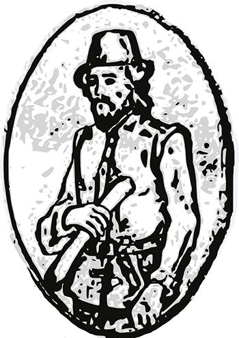 Grafika przedstawiająca Williama Adamsa. ©Wikimedia Commons, domena publiczna.