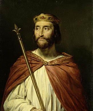 Karol III, król Francji. ©Wikimedia Commons, domena publiczna.
