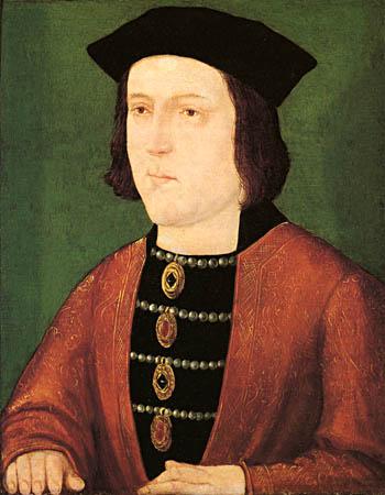 Edward IV niestronił odtowarzystwa kobiet. Jane Shore przeszła dohistorii jako najbardziej znana kochanka tego monarchy. ©Wikimedia Commons, domena publiczna.