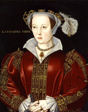 Katarzyna Parr, uczona królowa, szósta żona Henryka VIII. ©Wikimedia Commons, domena publiczna.