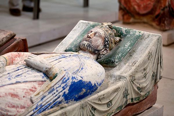 Grobowiec Ryszarda Lwie Serce. ©Shutterstock.com
