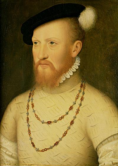 Edward Seymour, najstarszy, ambitny brat Jane. ©Wikimedia Commons, domena publiczna.