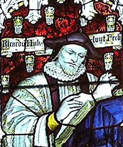 Richard Hakluyt, XVI-wieczny geograf iduchowny. ©Wikimedia Commons, Charles Eamer Kempe.