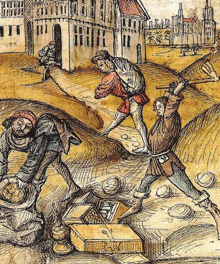 Od słów do czynów, czyli dzień z życia krakowskiego złodzieja